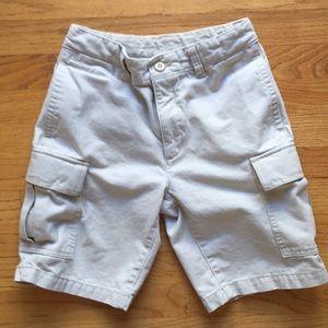 Gap boys size 12 cargo shorts